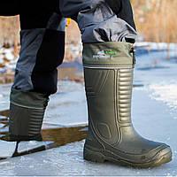 Зимние сапоги Nordman classic, утепленные, рассчитаны - 45С
