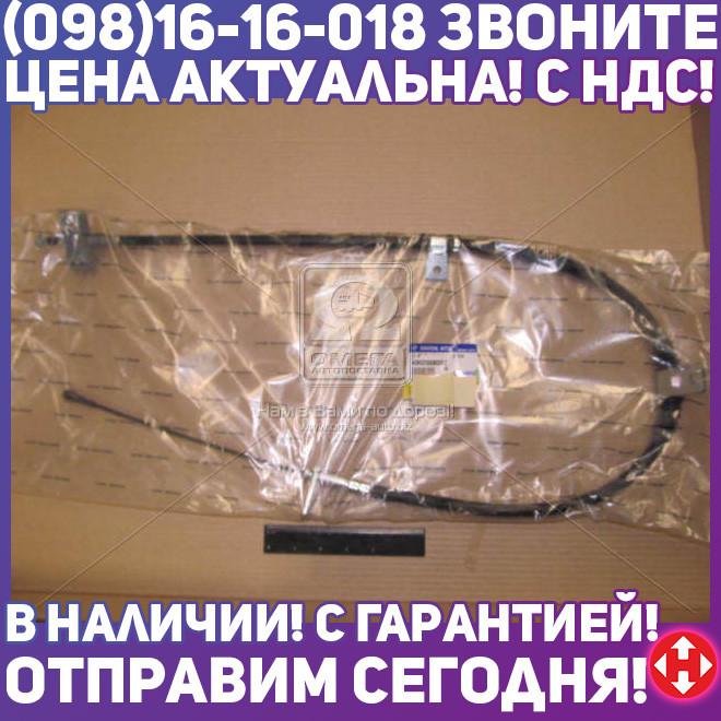 ⭐⭐⭐⭐⭐ Трос тормоза стояночного правый Rexton (производство  SsangYong)  4902008D02