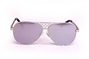 Очки солнцезащитные 1120-4 зеркальные, фото 2