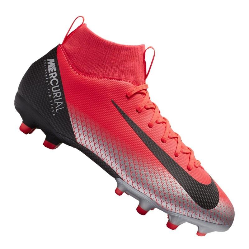 pretty nice f69a5 4015e Бутсы детские Nike JR Superfly 6 Academy GS CR7 MG 600 (AJ3111-600):  продажа, цена в Днепре. футбольная обувь от