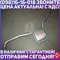⭐⭐⭐⭐⭐ Глушитель центральный ОПЕЛЬ OMEGA (производство  Polmostrow)  17.232