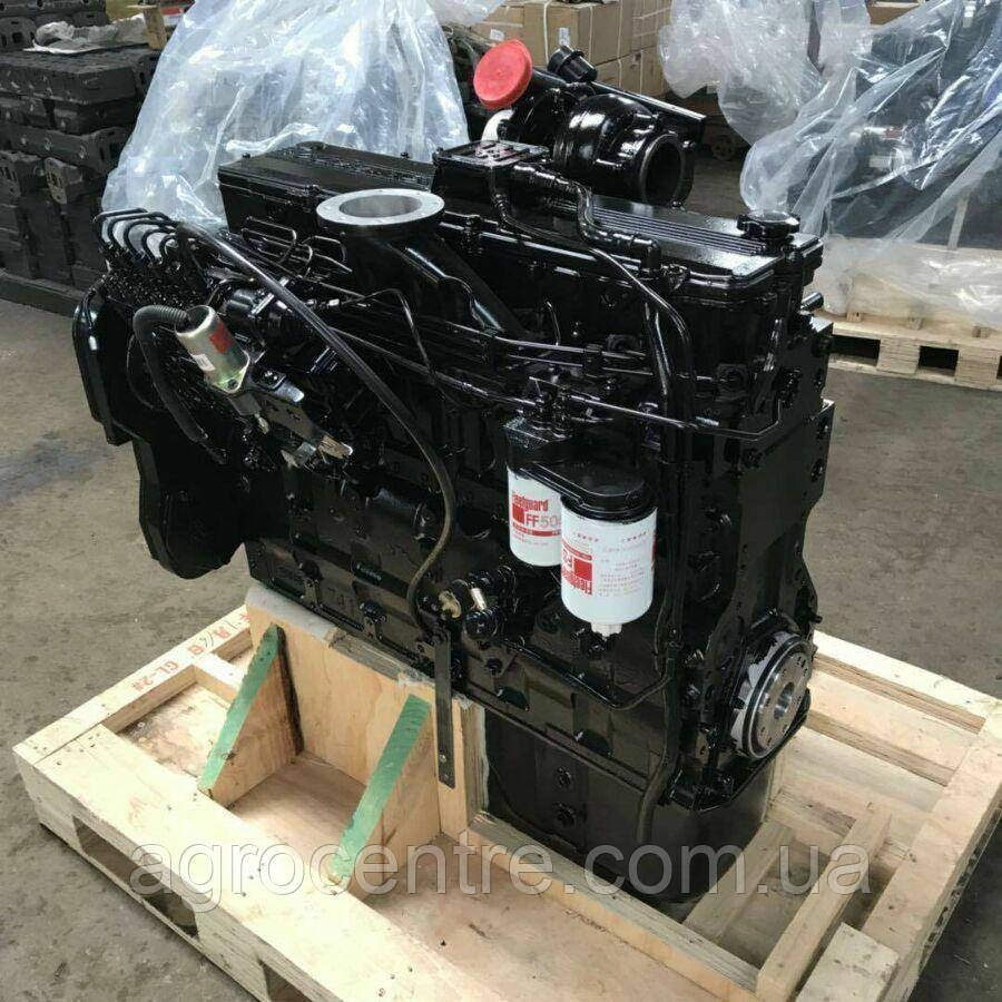 Двигатель New Holland T8040
