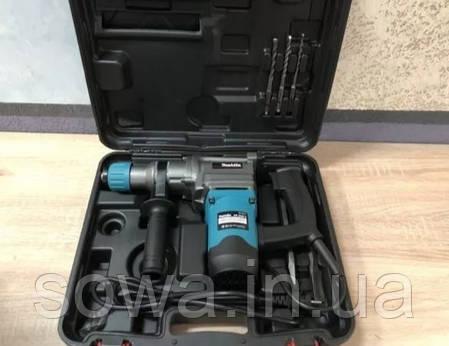 ✔️ Бочковой перфоратор Makita HR3540C     SDS-plus, 1300Вт, фото 2