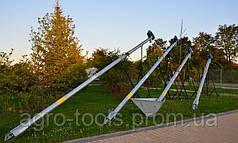 Шнековий транспортер Kul-met (діаметр 150/8м 4kw)