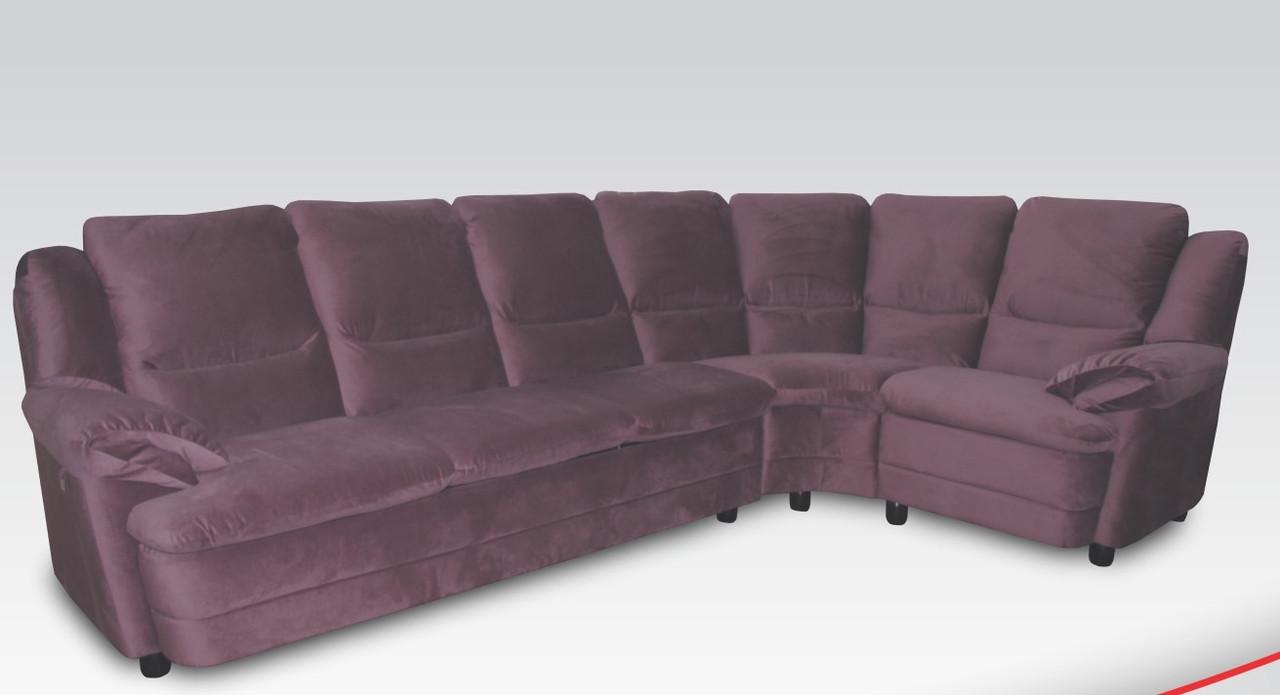 Угловой диван «Элегия»