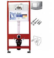 Комплект TECEbase kit 4 в 1 для подвесного унитаза, фото 1
