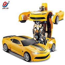 Детская Игрушка  Робот Бамблби трансформер