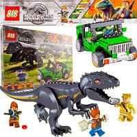 Детская игрушка. Lego  Юрского периода