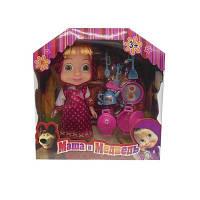"""Детская игрушка. Кукла Маша с мультфильма """"Маша и Медведь"""""""
