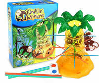 Детская игрушка. Настольная игра Веселые обезьянки