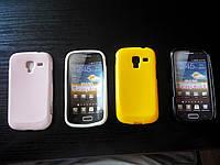 Силиконовый чехол для Samsung galaxy ACE 2