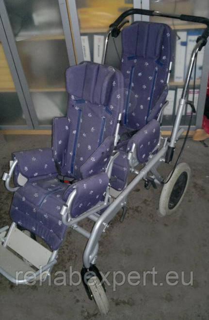 Специальная Прогулочная Коляска для Реабилитации Детей Otto Bock Kimba Inline Special Needs Stro