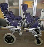 Специальная Прогулочная Коляска для Реабилитации Детей Otto Bock Kimba Inline Special Needs Stro, фото 2
