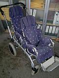 Специальная Прогулочная Коляска для Реабилитации Детей Otto Bock Kimba Inline Special Needs Stro, фото 3