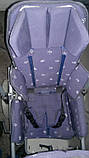 Специальная Прогулочная Коляска для Реабилитации Детей Otto Bock Kimba Inline Special Needs Stro, фото 7