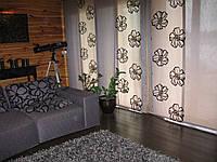Японские шторы или японские панели.