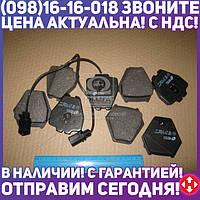Колодки тормозные AUDI A4, A6, ALLROAD передние (пр-во REMSA) 0752.02