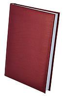 Ежедневник недатированный А5 Buromax 288 стр. бордовый EXPERT BM.2004-13
