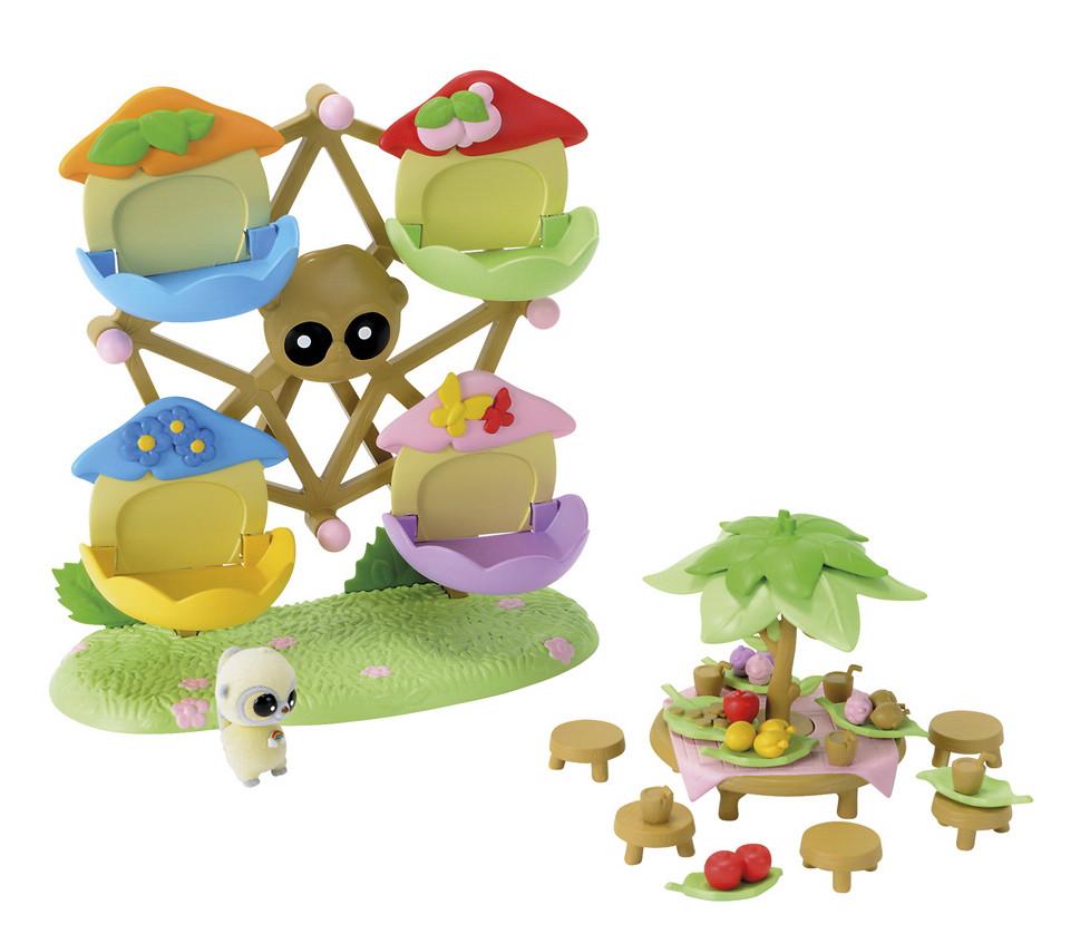 Игровой набор Simba  Парк развлечений YooHoo & Friends