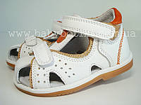 Закрытые кожаные сандалии Bi&ki Tom.m. Размеры 21, 25., фото 1