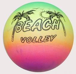 Волейбольный мяч диаметр 22 см (набор 5 шт)