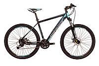 """Гірський велосипед Mascotte CHAMELEON DD 27,5""""19"""" 2019, фото 1"""