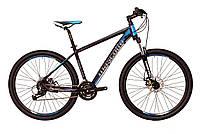 """Гірський велосипед Mascotte CHAMELEON DD 27,5""""17"""" 2019, фото 1"""