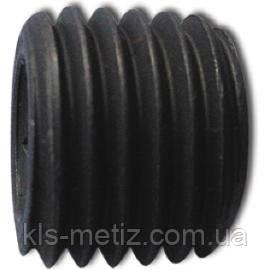 Пробка  (заглушка) для труб резьбовая коническая с внутренним шестигранником DIN 906  от М8 - М36