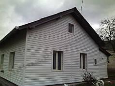 Сайдинг Альта-Профіль білий 3,66 м