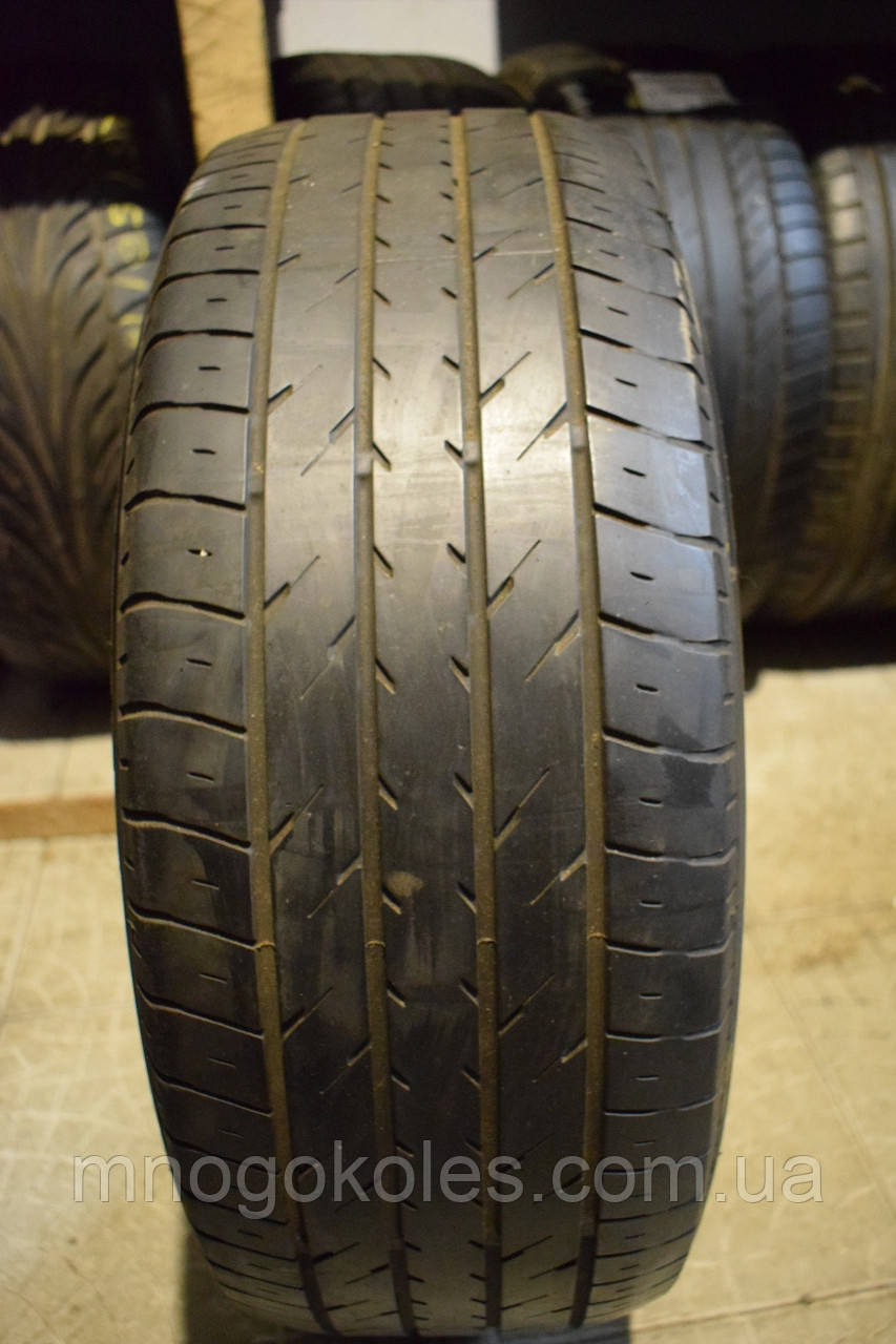 Шины б/у 205/55 R16 Toyo, ЛЕТО, пара, 4 мм