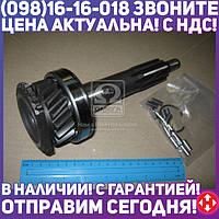 Вал первичный КПП ГАЗ 3307,53 в сборе (под стопор.кольцо, 5 наимен.) 53-12-1701025