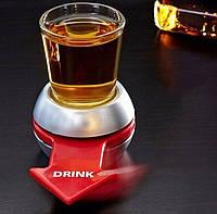 Настольная игра - Алкогольная рулетка. Взрослая алкогольная игра)