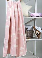 Плед-накидка 130х170  Barine Cloud Throw Pink