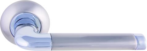 Ручка DIAMANTE 28 Матовый никель (SN)