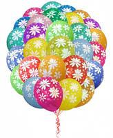 Как оформить помещение латексными шарами?