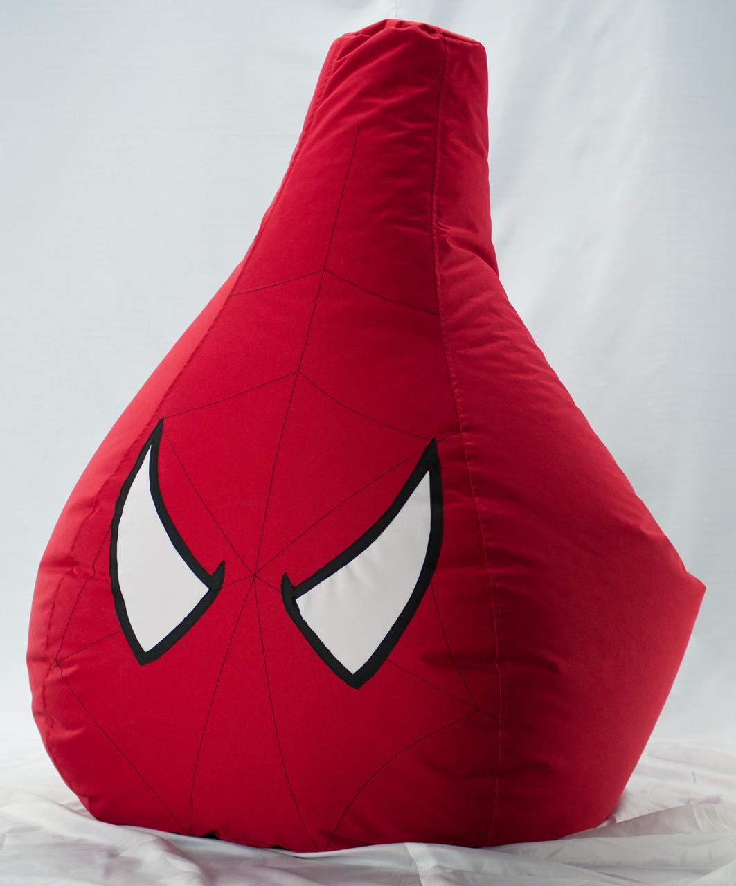 Кресло мешок груша Человек Паук 90*130 см