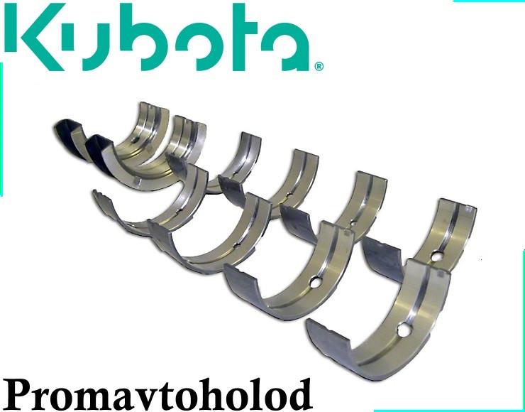 Вкладыши шатунные Kubota V1502 /// 15471-22980 (0.4) ℗
