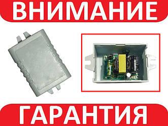 Пластиковый корпус 38x26x22 мм для сборки электронных проектов