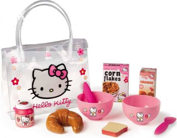 Детский  набор Smoby Завтрак Hello Kitty , фото 2