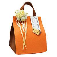 Кулич с цукатами и изюмом ( фетр сумка ) Casa Rinaldi 500г