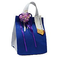 Кулич с цукатами и изюмом ( фетр сумка ) Casa Rinaldi 500г, фото 1