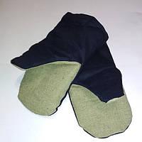 Пекарские рукавицы короткие