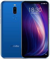 """Meizu X8 Blue 4/64 Gb, 6.2"""", Snapdragon 710, 3G, 4G"""
