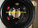 Диск колесный Зил 5301 (Кременчугский колесный завод, Украина), фото 2