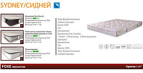 Матрас SYDNEY / СИДНЕЙ Pocket spring 140х190 (Матролюкс-ТМ), фото 2