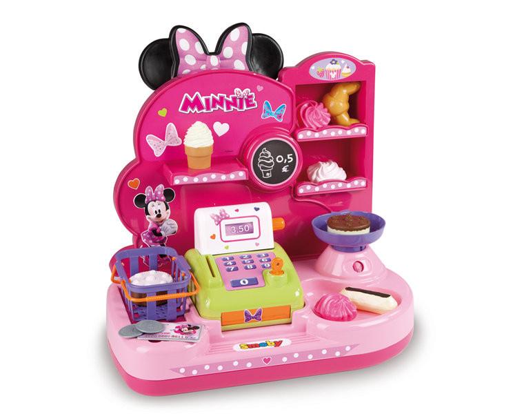Магазинчик- кондитерская Minnie Mouse с кассой Smoby
