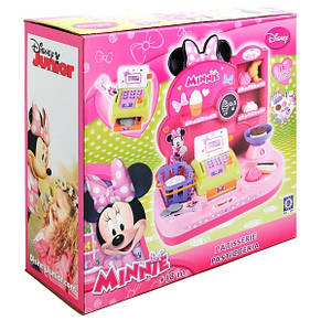 Магазинчик- кондитерская Minnie Mouse с кассой Smoby , фото 3
