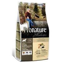 Pronature Holistic (Пронатюр Холистик) с океанической белой рыбой и диким рисом сухой холистик корм для собак
