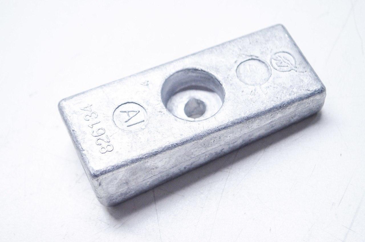 Анод антикоррозионный магниевый Mercury для пресной воды [826134T3]