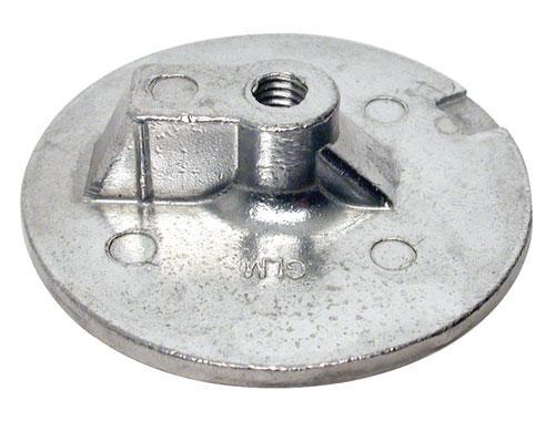 Анод антикоррозионный магниевый Mercury/Mercruiser для пресной воды [76214A6]